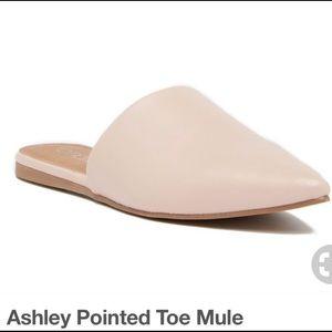Shoes - Blush Mule